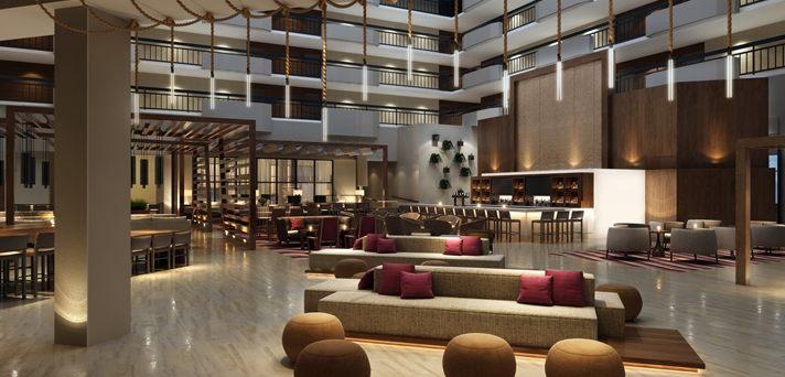 Embassy Suites by Hilton Phoenix Downtown North, Arizona