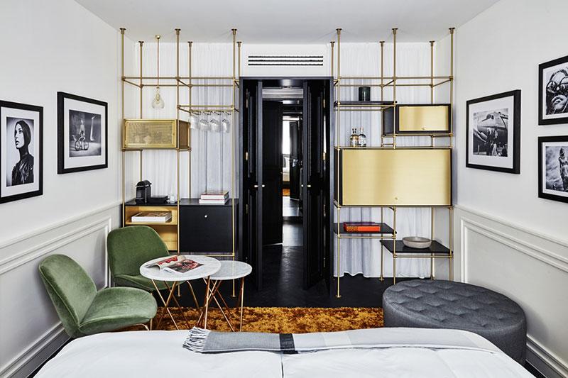 Roomers munich germany hotel design magazine for Hotel design munich