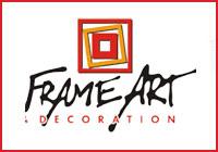 FRAME ART & DECORATION