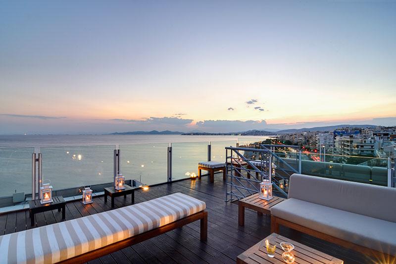 Νέο look για το Athens Poseidon Hotel: Δείτε τις πρώτες εικόνες