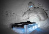 Ξενοδοχείο από πάγο για τους λάτρεις του Game of Thrones