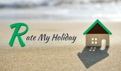 Υπηρεσία Rate My Holiday για Ξενοδοχεία και Τουριστικές Επιχειρήσεις