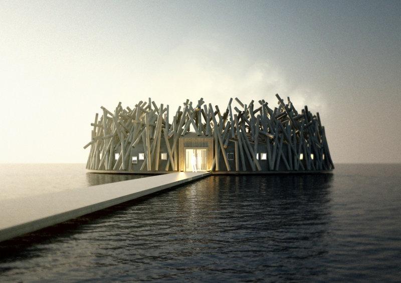 Arctic Bath Hotel and Spa: Η καλύτερη θέα, ο καλύτερος τρόπος για να την απολαύσεις