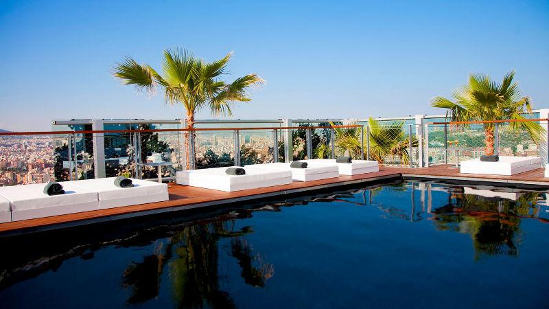 Renaissance Barcelona Fira Hotel: Ένας παράδεισος μέσα στην πόλη