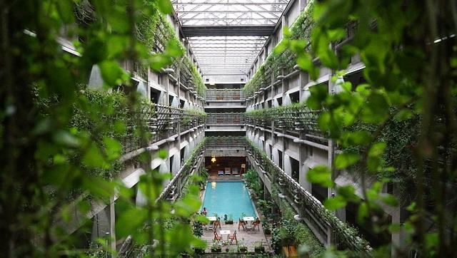 3 τάσεις που έρχονται το 2018 στο ξενοδοχειακό design και υπόσχονται να μείνουν
