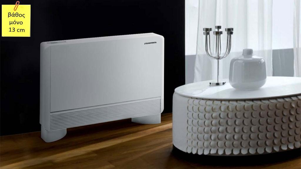 i-Life2 Slim: Tο καλύτερο fan coil της αγοράς γίνεται ακόμα καλύτερο !