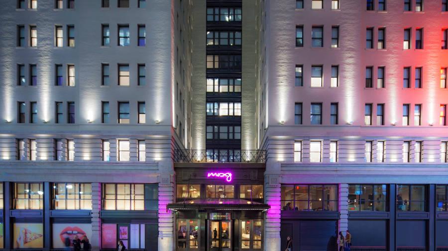 Moxy Hotels: Δύο νέα ξενοδοχεία στη Νέα Υόρκη μέχρι το τέλος του 2018