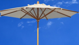 Ειδικό πακέτο ομπρέλας πισίνας από την J&E UMBRELLAS