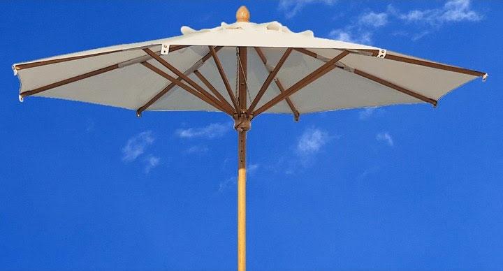 Πλέον όλες οι ξύλινες ομπρέλες τηςJ&E UMBRELLASείναι εξ΄ολοκλήρου απόΙΡΟΚΟ ξύλο
