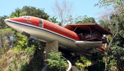Τα αεροπλάνα που έγιναν μοναδικά ξενοδοχεία!