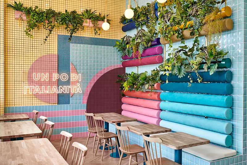 Εστιατόριο Piada: Όταν η Ιταλική Κουζίνα συναντά τη Γαλλική Αισθητική