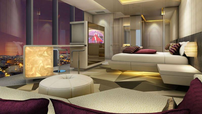 W hotel w amman hotel for Hotel design ce