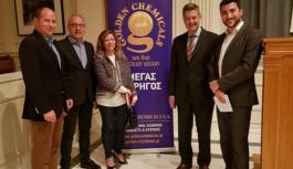 H Golden Chemicals ABEE στήριξε δυναμικά για 4η χρονιά, ως Μέγας Χορηγός τη ΓΣ της Ένωσης Ξενοδόχων Ν. Χανίων
