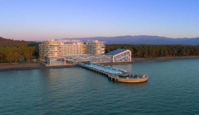Paragraph Resort & Spa Shekvetili, Georgia