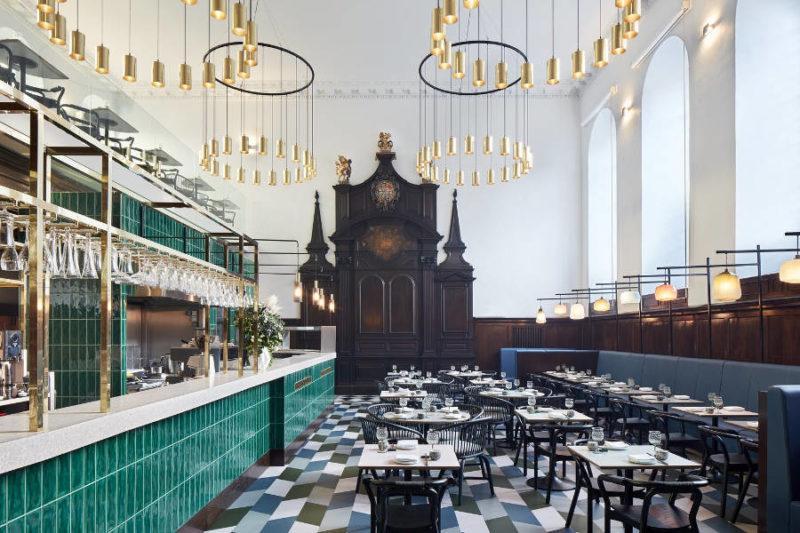 Ιστορική εκκλησία του Λονδίνου μετατρέπεται σε μοναδικό εστιατόριο!