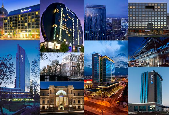 Radisson Blu: η μεγαλύτερη αναπτυσσόμενη ξενοδοχειακή επωνυμία