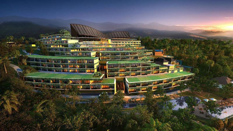 Renaissance Bali Uluwatu Resort & Spa, Indonesia