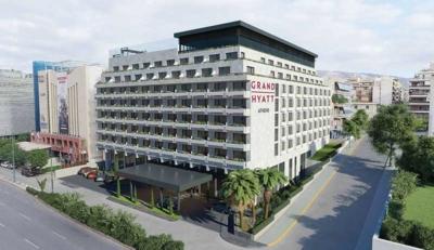 Ανοίγει το πρώτο Grand Hyatt στην Αθήνα