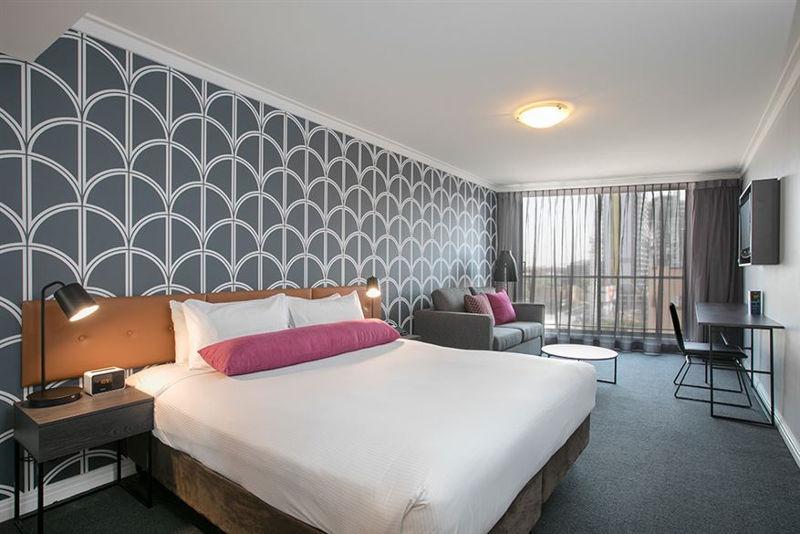 Η Mantra Group ολοκληρώνει ανακαίνιση 3$ εκατ. στο George Hotel, στο Σίδνεϊ.