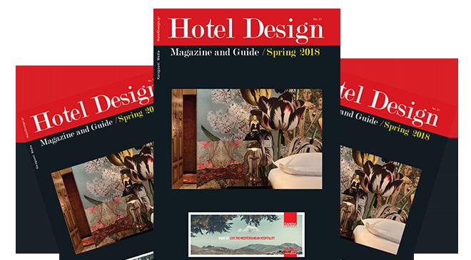 Διαβάστε το Hotel Design Magazine and Guide No 21!
