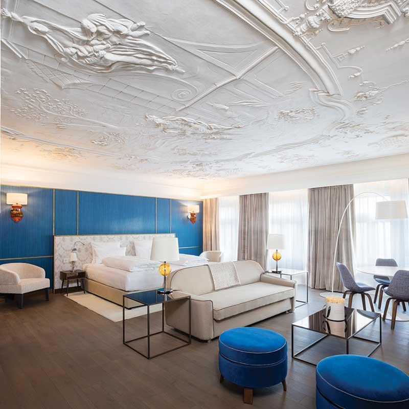 Το Σάλτσμπουργκ συναντά τη Βενετία στο Hotel Stein