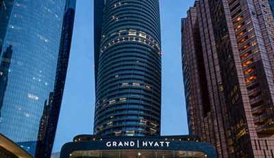 Grand Hyatt Abu Dhabi Hotel & Residence Emirates Pearl