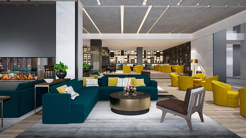 Grand Hyatt Athens: Design με άρωμα Ελλάδας - Οι πρώτες εικόνες!