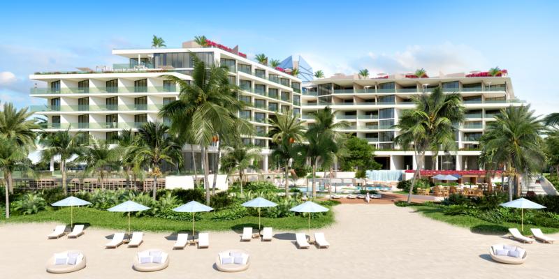 Η Hyatt ανακοινώνει τη δημιουργία του Andaz Turks & Caicos