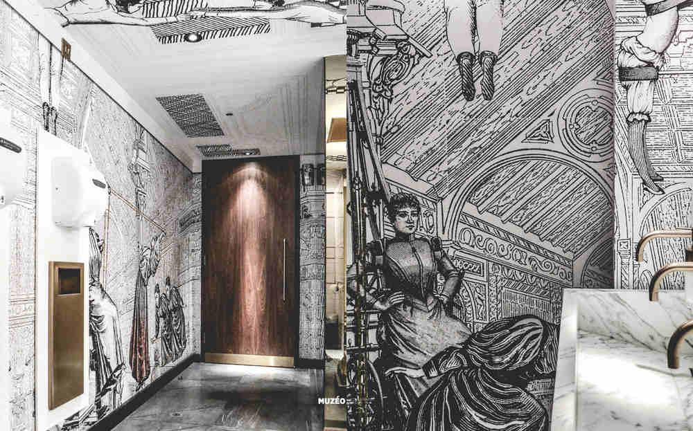 Οι 5 πιo εντυπωσιακές τουαλέτες σε εστιατόρια του Λονδίνου