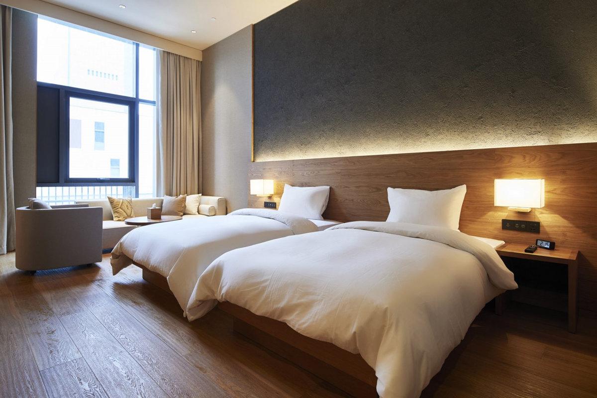 Τι επιθυμούν οι επισκέπτες; Hotel bedroom design trends