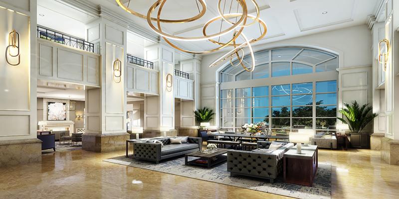 Το Ballantyne, A Luxury Collection Hotel, Charlotte γιορτάζει 17 χρόνια λειτουργίας με ανακαίνιση πολλών εκατομμυρίων