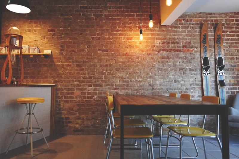 Restaurant design και Εσωτερική διάταξη