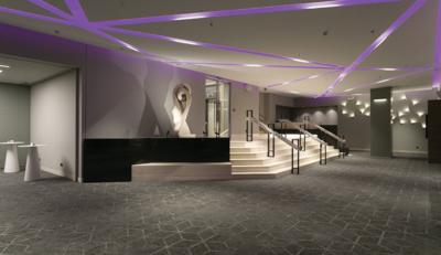 Ανακαίνιση Συνεδριακού κέντρου – Ballroom / Crowne Plaza Athens 5*