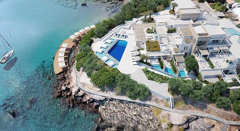 Το νέο boutique ξενοδοχείο των Aria Hotels υπό τον σχεδιασμό ανάπτυξης της Mirum Hellas στον Άγιο Νικόλαο της Κρήτης