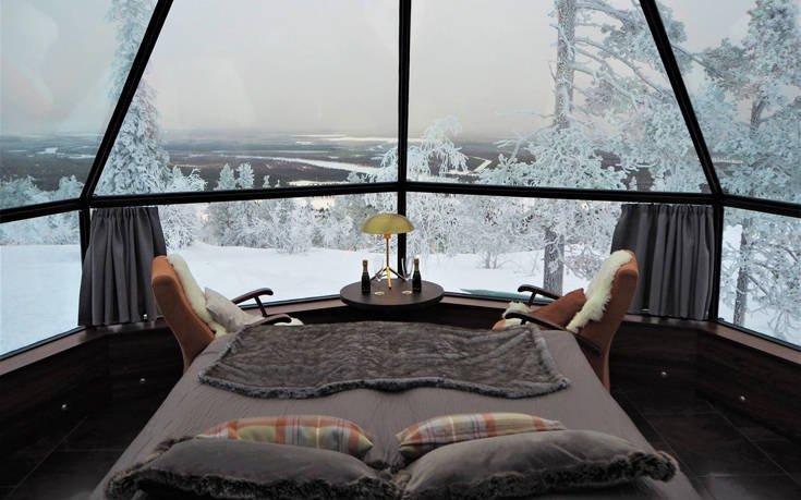 Τα πιο περίεργα κρεβάτια σε ξενοδοχεία