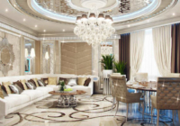 Τα είδη του Luxury Interior Design