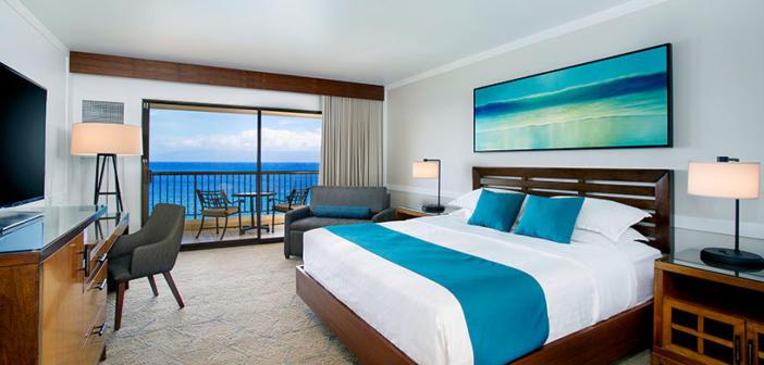 Η μοναδική ανακαίνιση του Sheraton Maui Resort & Spa