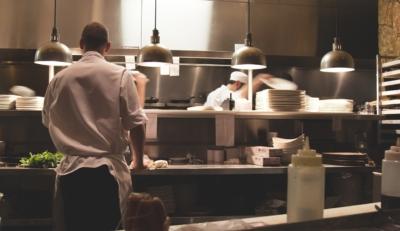 Ανακαίνιση κουζίνας εστιατορίου