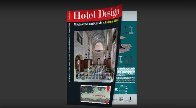 Διαβάστε το Hotel Design Magazine and Guide No 23!