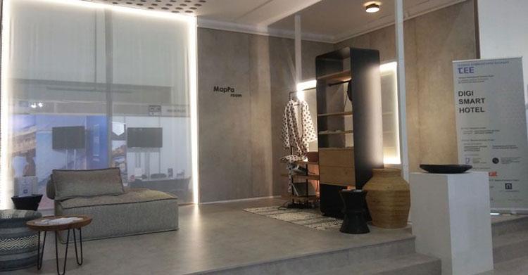 Το «έξυπνο» δωμάτιο ελλήνων αρχιτεκτόνων που διακρίθηκε σε διεθνή διαγωνισμό του ΤΕΕ