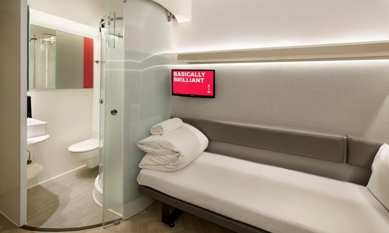 Νέο ξενοδοχειακό concept με δωμάτια μόλις 8.5 τετραγωνικά!