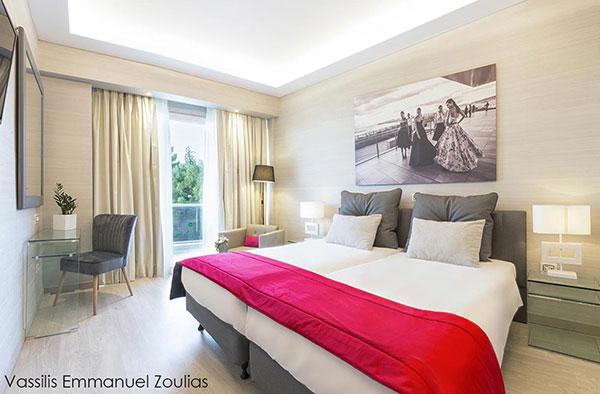 Τέχνη, Μόδα και Φωτογραφία στα ολοκαίνουρια δωμάτια & σουίτες του St.George Lycabettus Lifestyle Hotel!