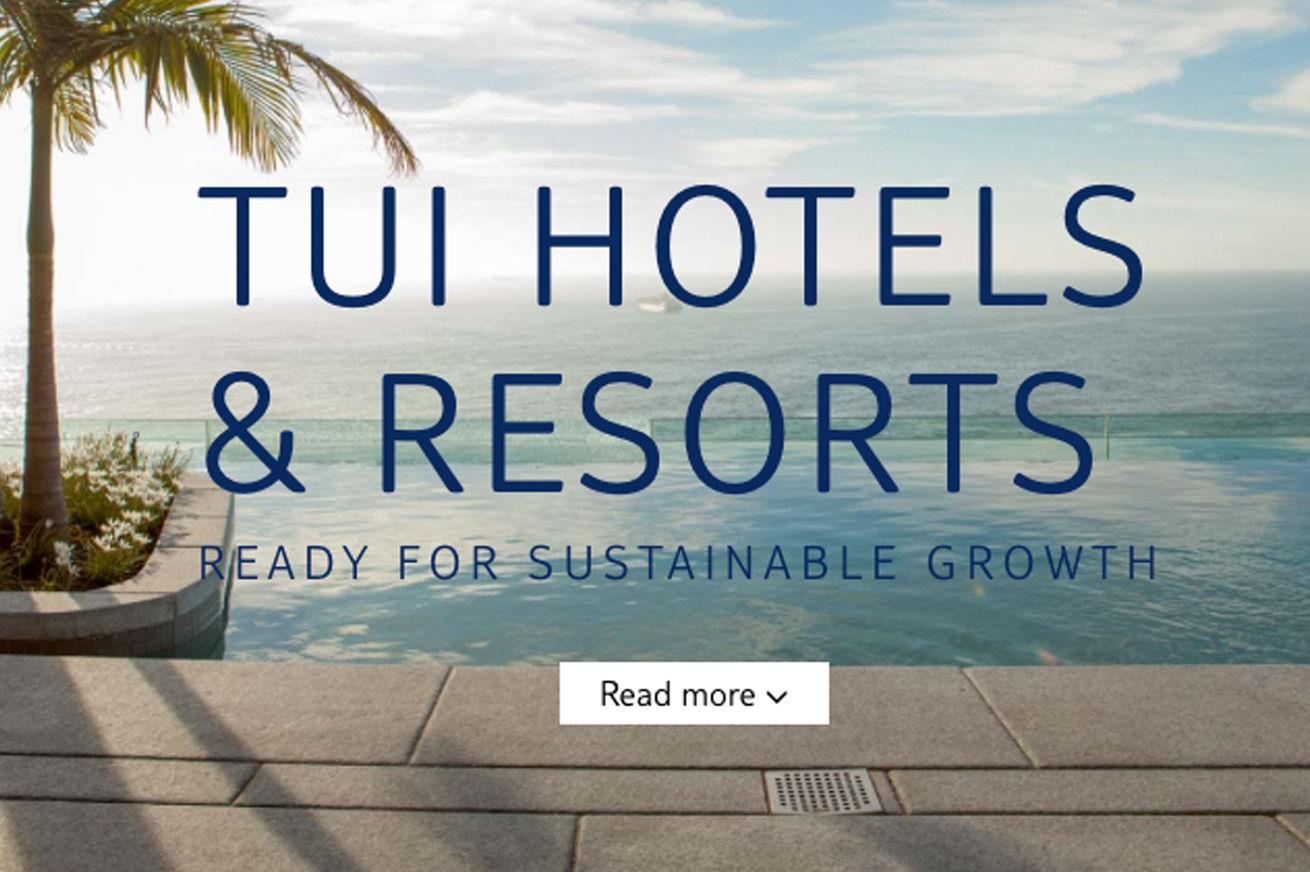 Η TUI Group επεκτείνει το χαρτοφυλάκιό της μέσα στο 2019