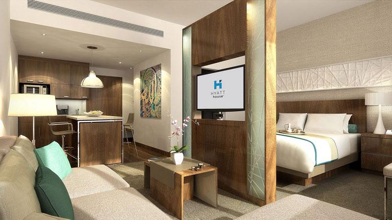 Το νέο Hyatt House Jeddah Sari Street φτάνει στη Σαουδική Αραβία