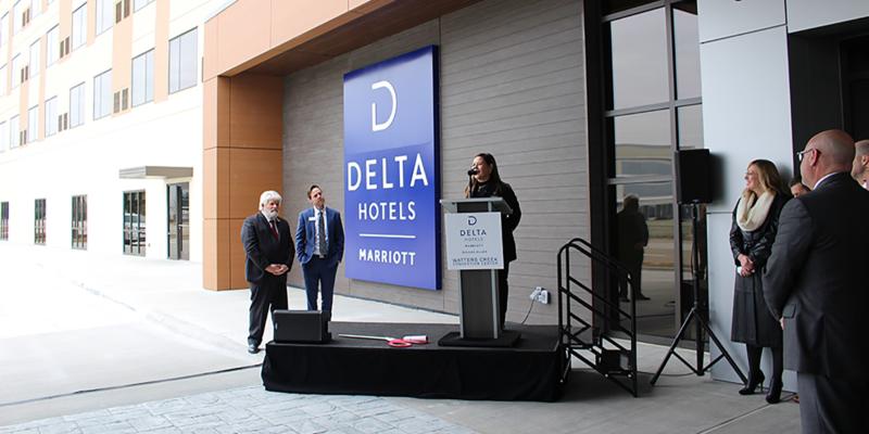 Νέο Delta Hotel by Marriott στο Dallas Fort Worth Metroplex