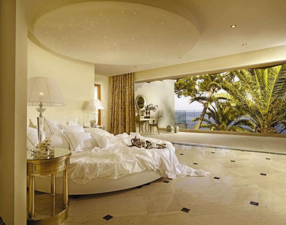 Κρεβάτια Ξενοδοχείων με μοναδική Θέα