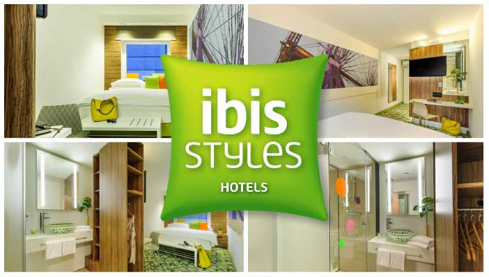 Το πρώτο ξενοδοχείο ibis styles στην Αθήνα