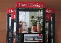 Διαβάστε το Hotel Design Magazine and Guide Winter 2019!