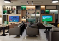 """Εφαρμόζοντας το Open Lobby Concept  για πρώτη φορά στην Ελλάδα """"Holiday Inn Athens – Attica Av. – Airport W."""""""