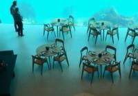 Under… the sea: Το πρώτο υποβρύχιο εστιατόριο της Ευρώπης κάνει θραύση!